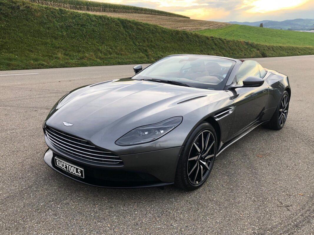 Aston Martin DB Chiptuning Volante V8 RaceTools