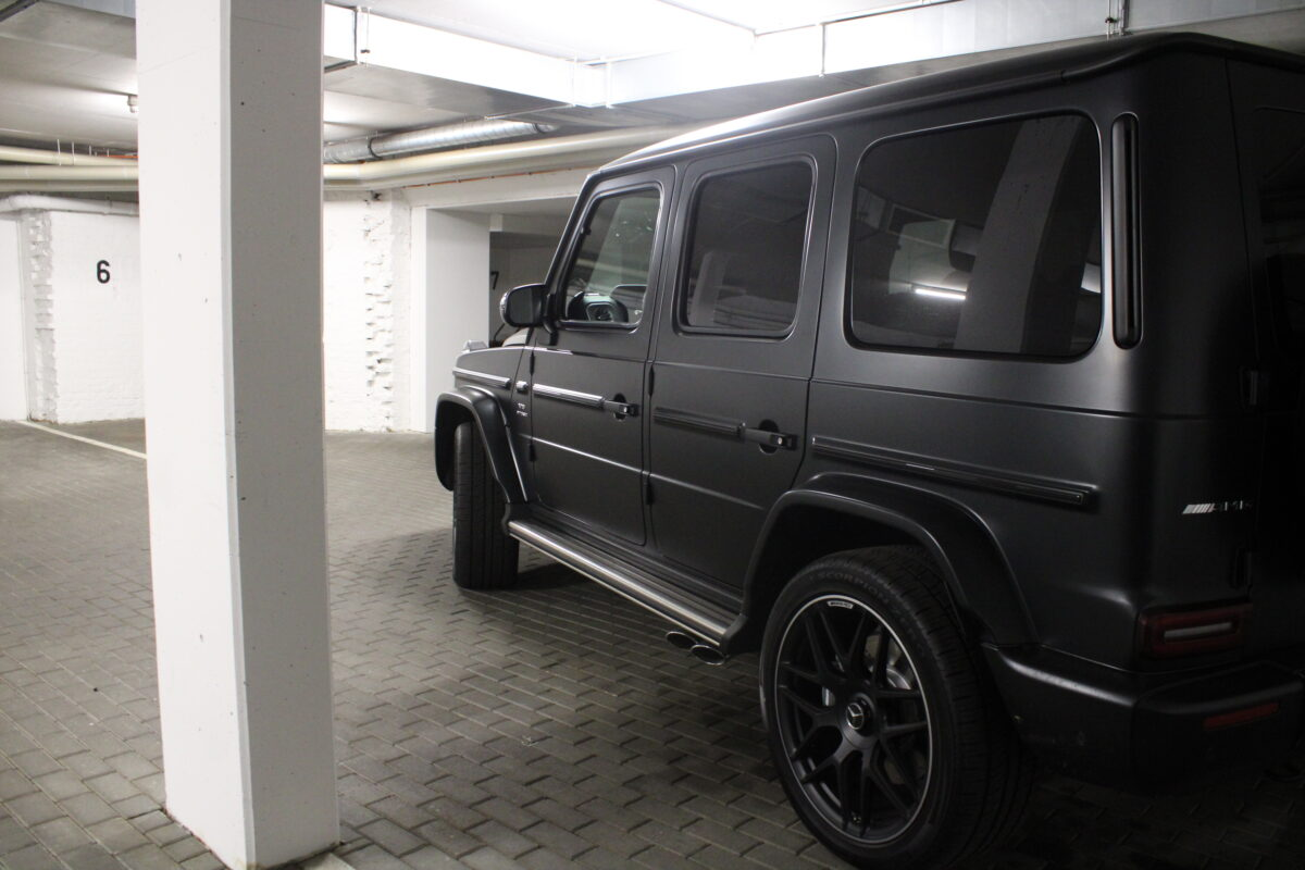 G63 Chiptuning W 463A RaceTools