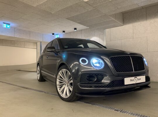 Bentley Bentayga Chiptuning Leistungssteigerung Racetools