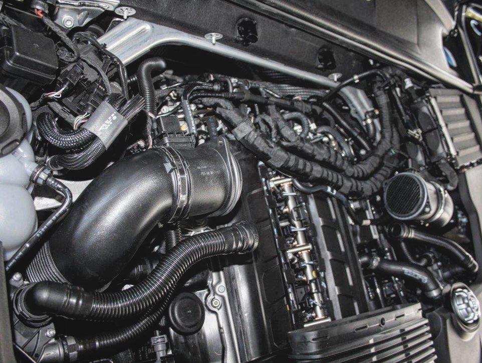 Chiptuning Bentley Bentayga Speed 6.0 RaceTools