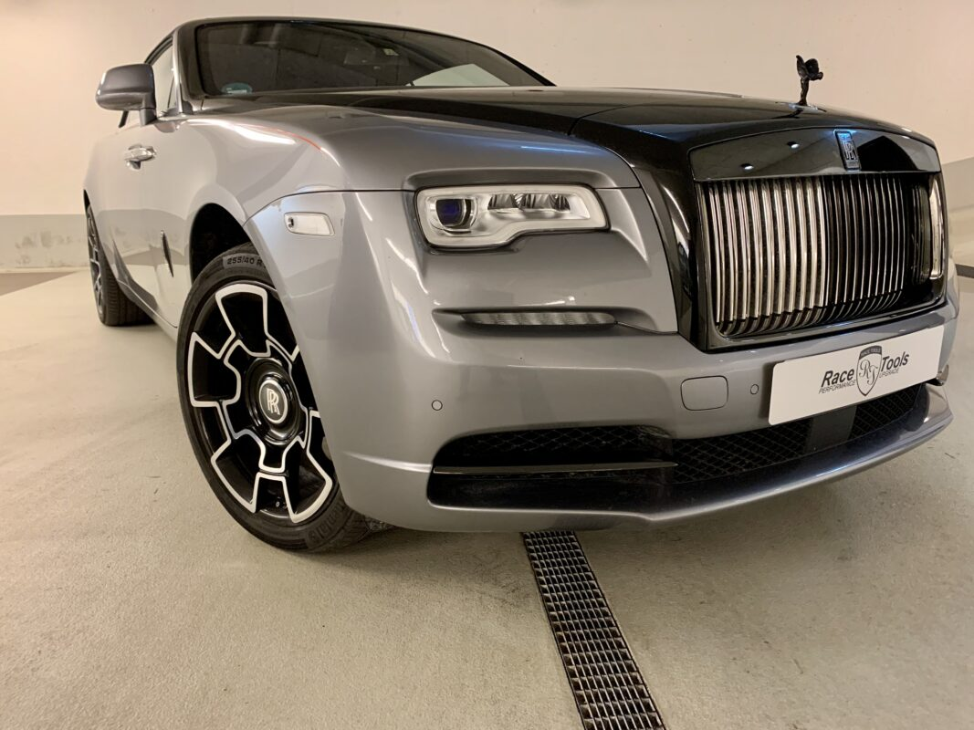 Chiptuning Rolls Royce Tuning RaceTools