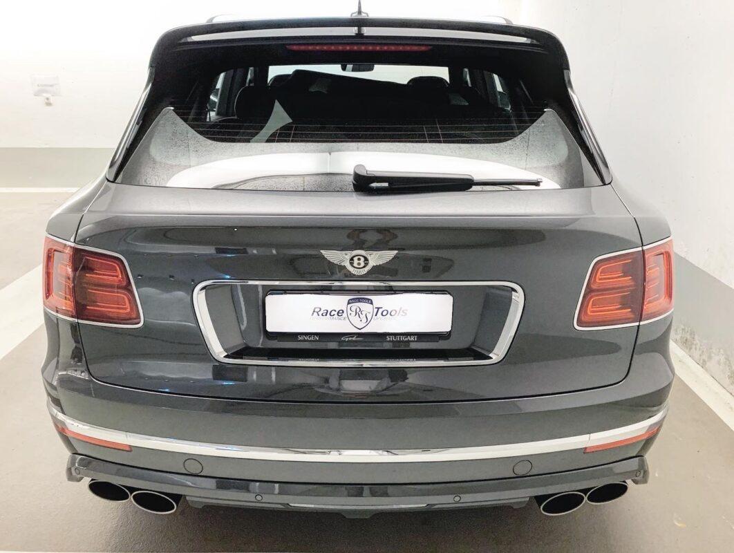 Leistungssteigerung Bentley Bentayga Speed RaceTools