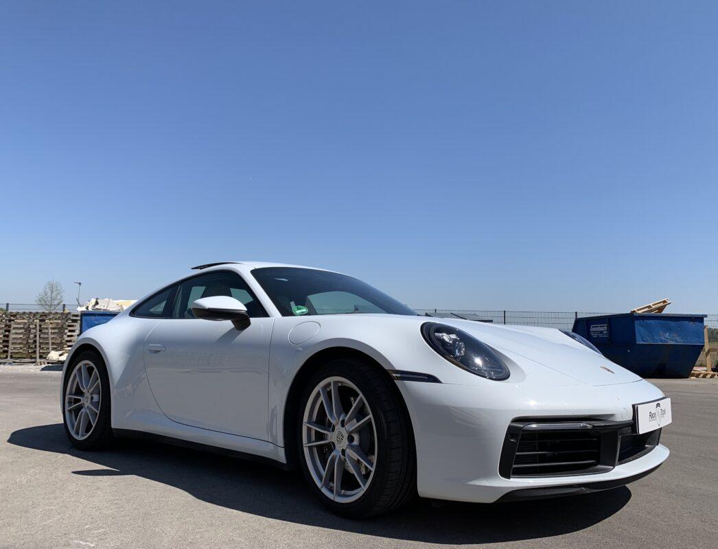 Leistunggsteigerung Porsche Carrera S 992 RaceTools