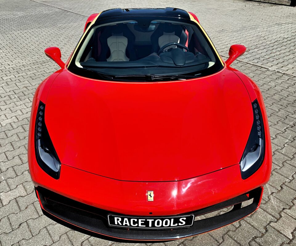 488 Spider Ferrari Tuner RaceTools