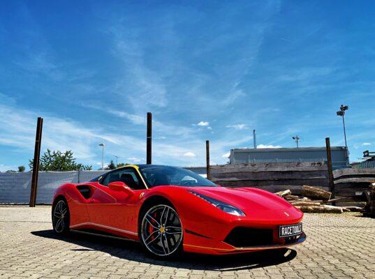 Ferrari 488 Spider Tuning RaceTools