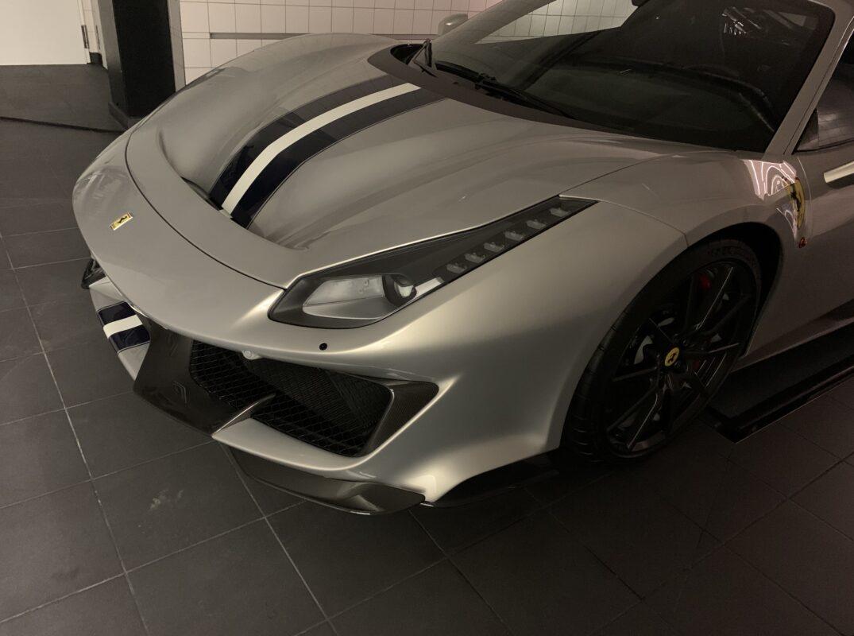 Ferrari Pista Chiptuning RaceTools