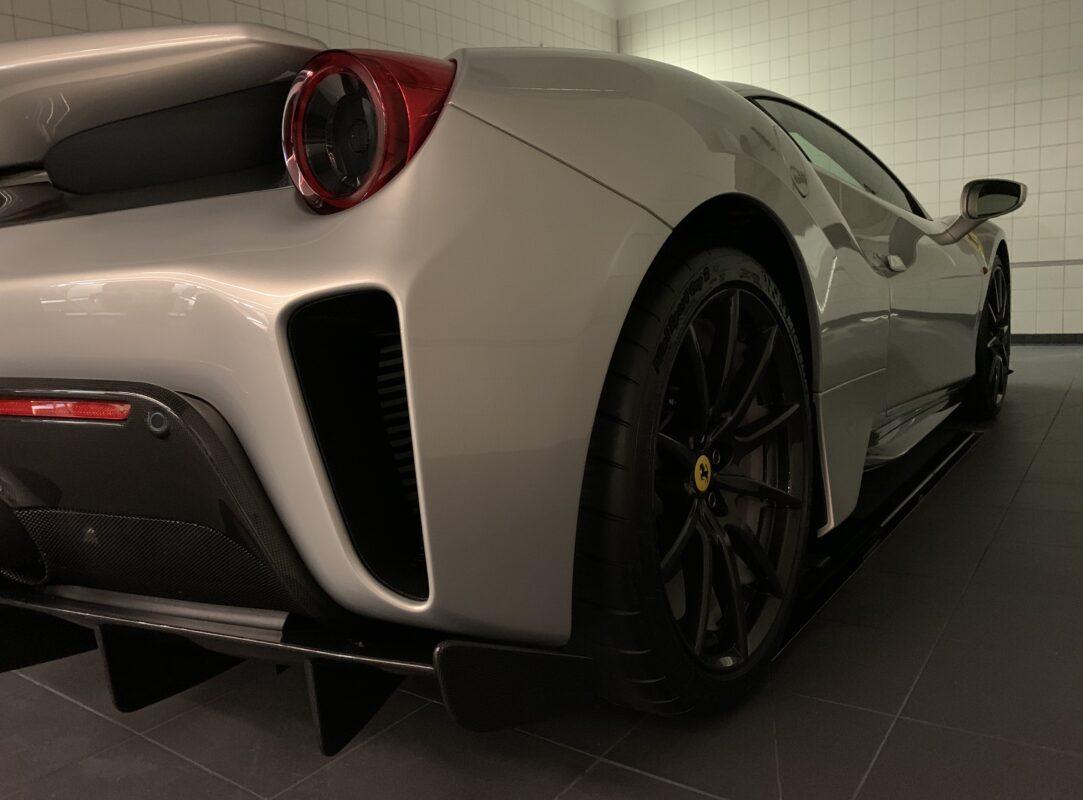 Pista Ferrari Leistungssteigerung ChipTuning RaceTools