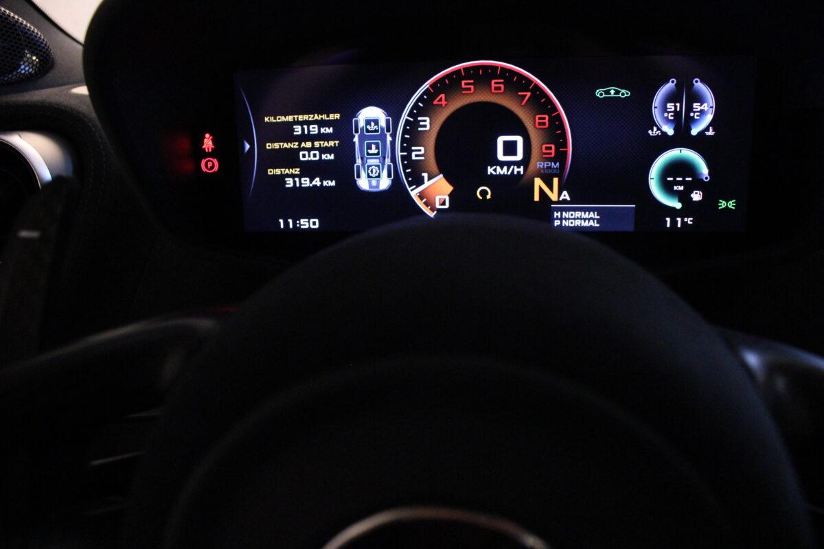 600LT McLaren Tuning RaceTools