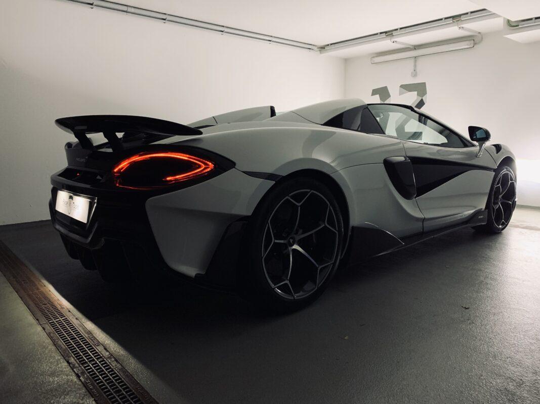 Chiptuning McLaren 600LT Spider RaceTools