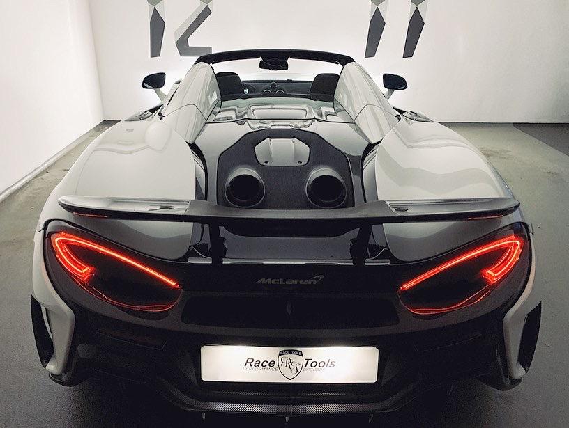 McLaren 600 LT Spider Chiptuning RaceTools