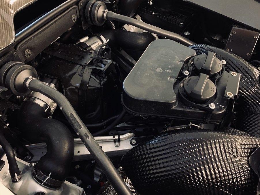 McLaren Motortuning 600LT Spider RaceTools