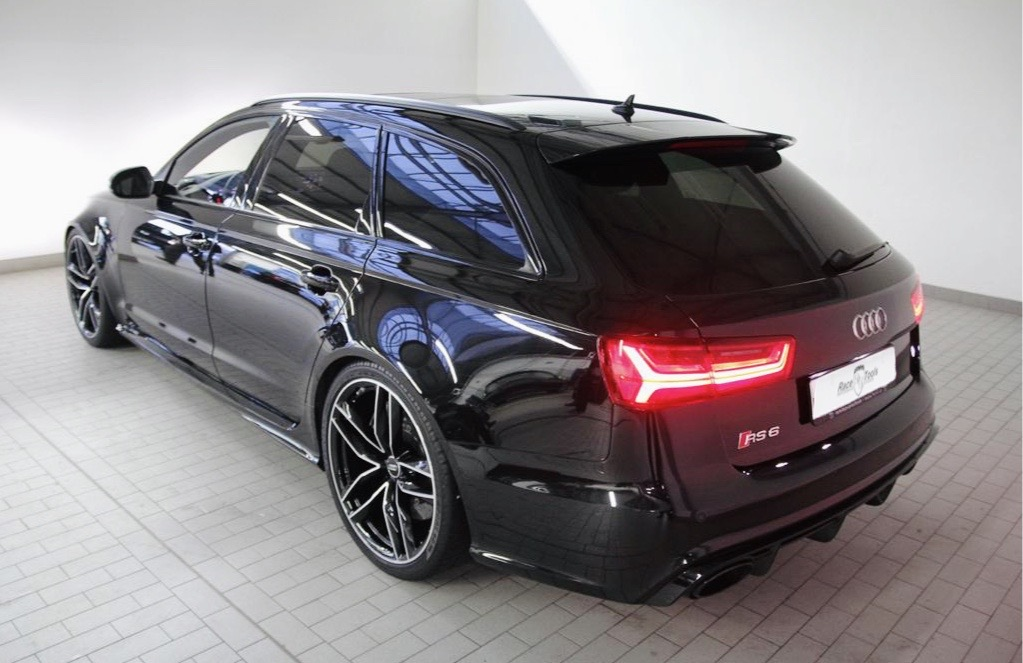 RS 6 Performance Tuning Vmax RaceTools