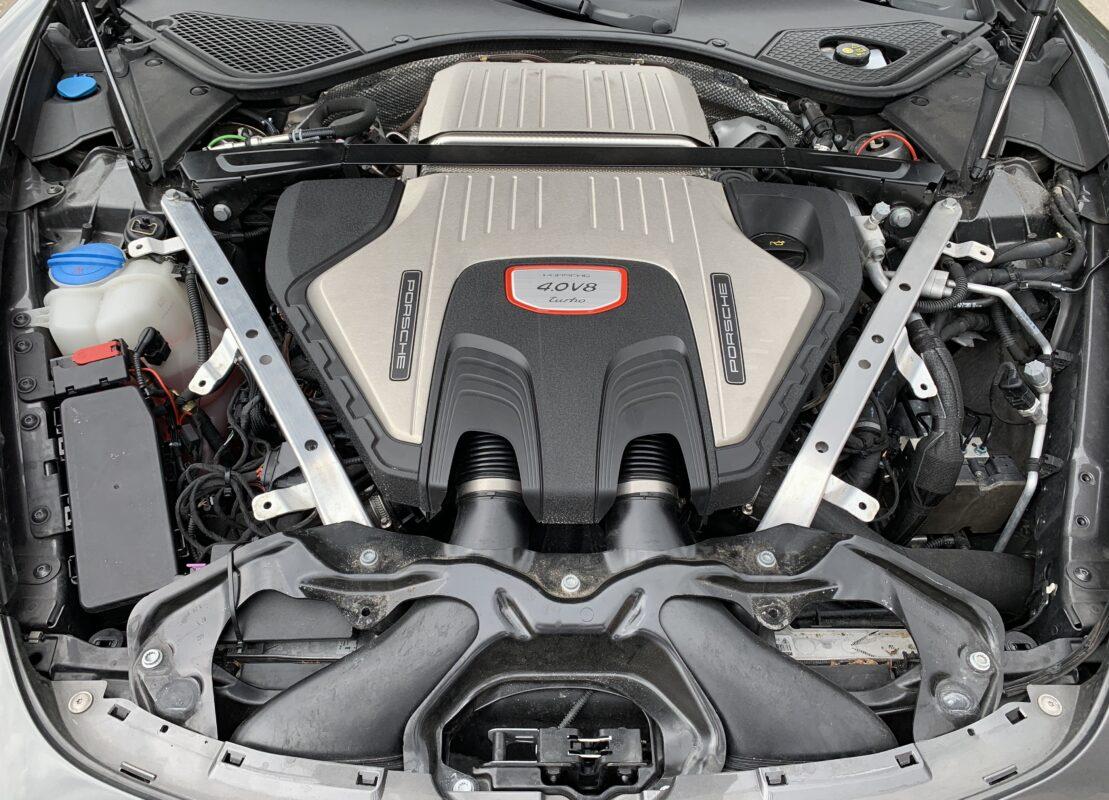 Panamera Turbo Chiptuning RaceTools