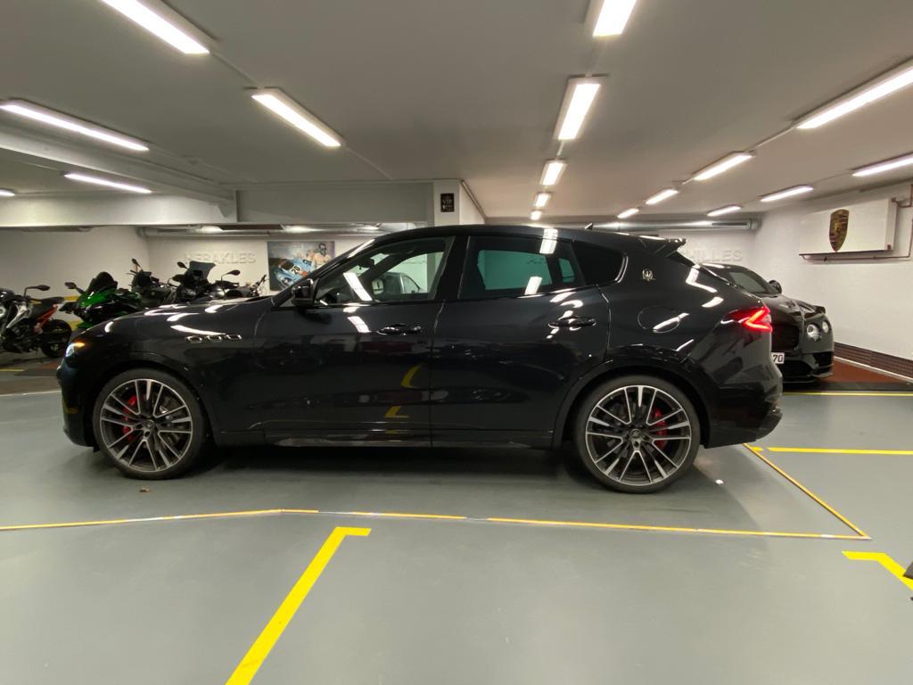 RaceTools Maserati Levante Trofeo