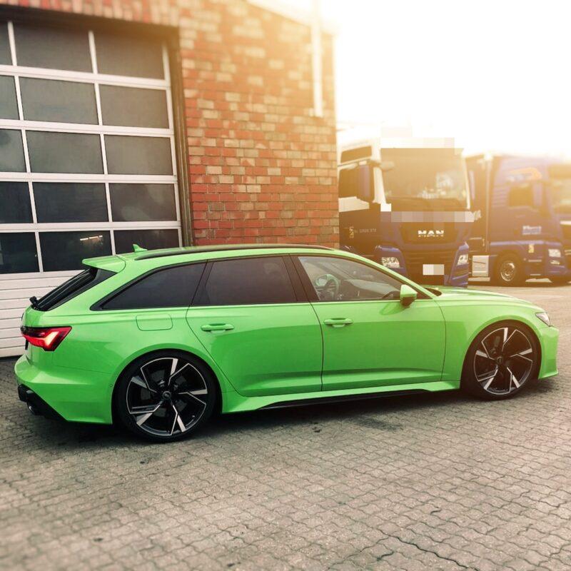 RS 6 Audi Chiptuning RaceTools