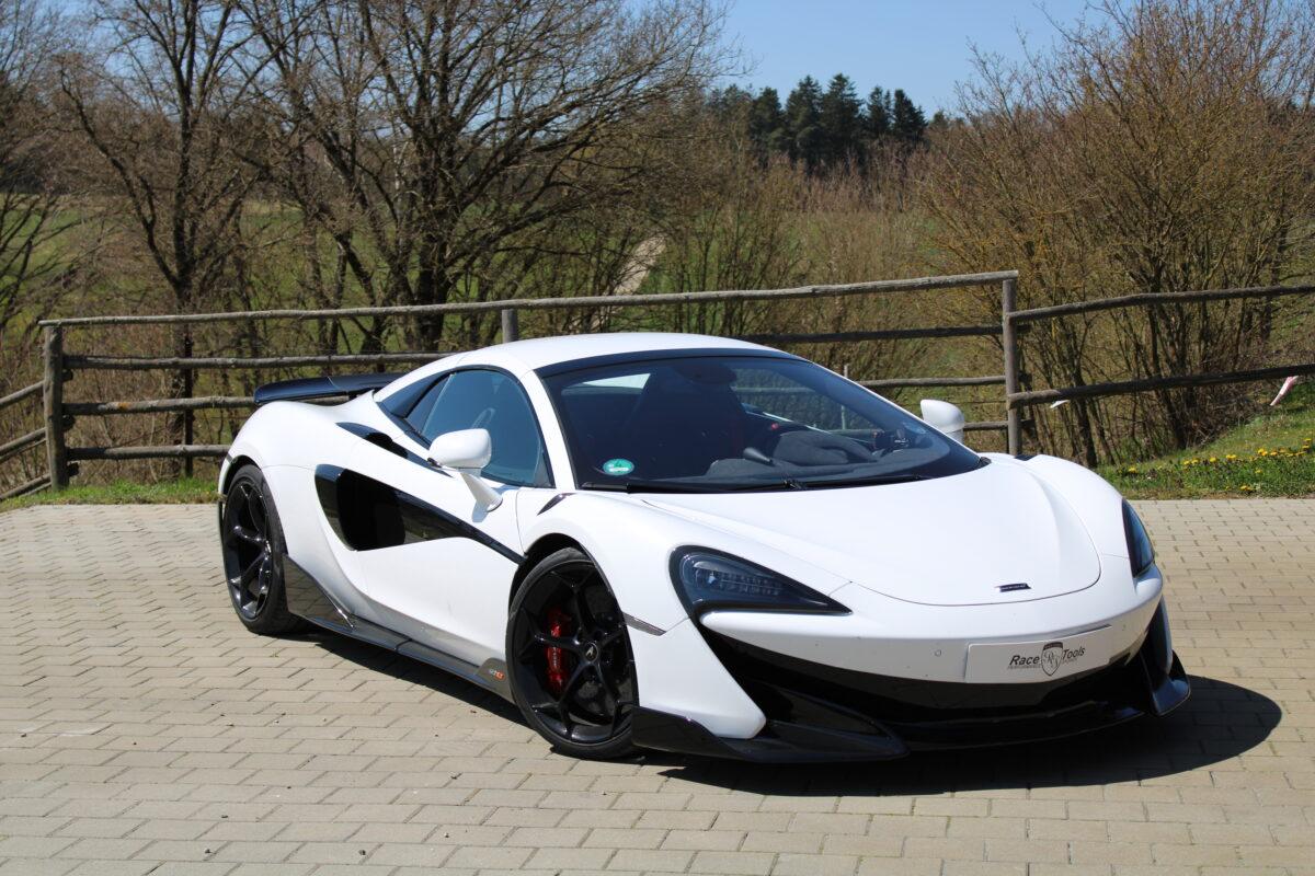 Chiptuning McLaren RaceTools