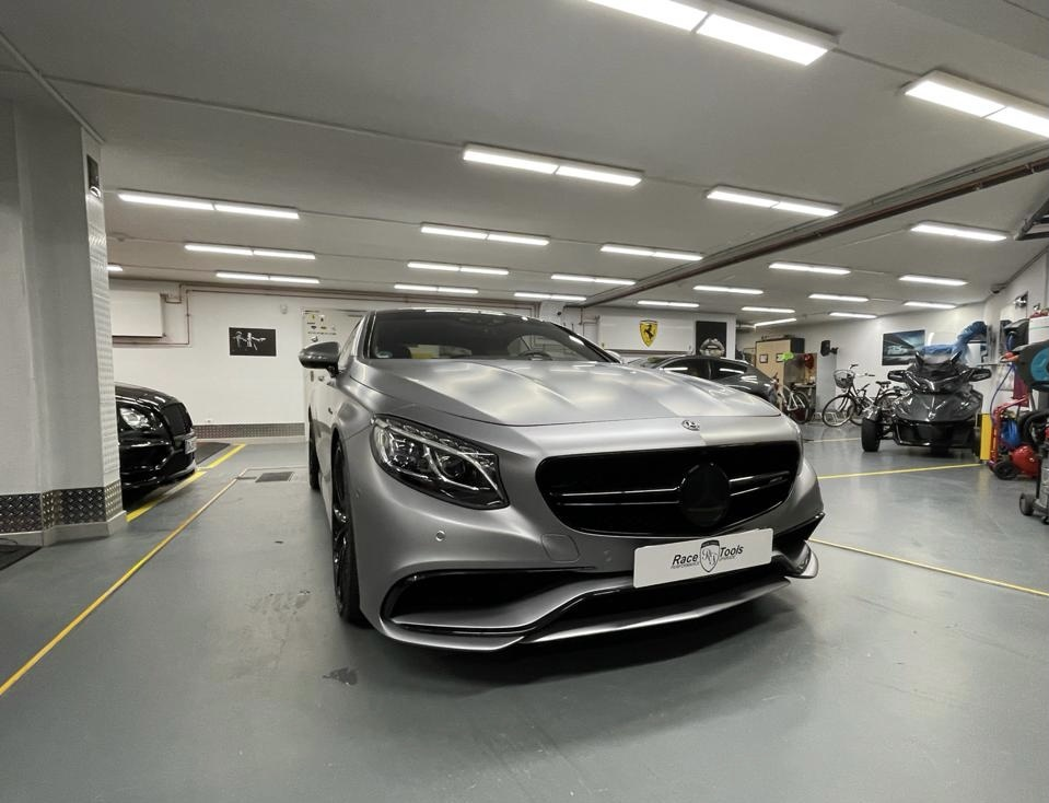 Chiptuning S63 AMG Coupe