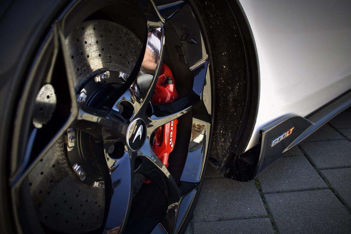 McLaren 600LT Tuning RaceTools