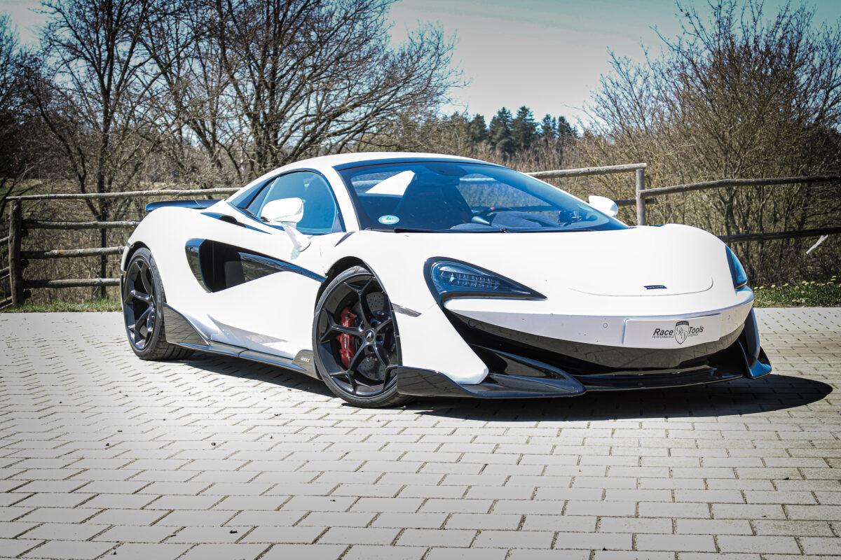McLaren Chiptuning RaceTools