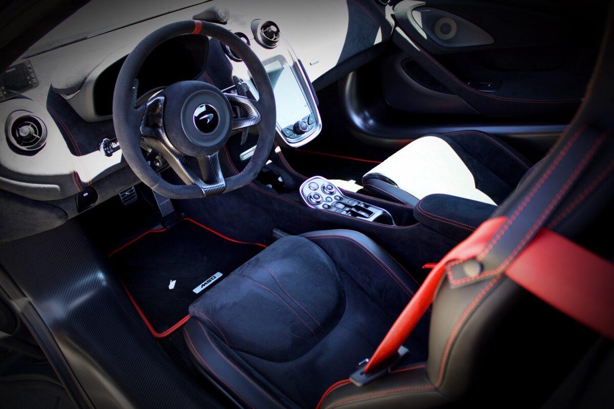 McLaren Tuning 600LT RaceTools