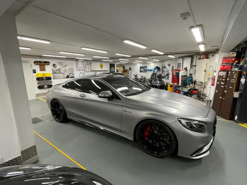 S63 AMG Coupe Chuiptuning