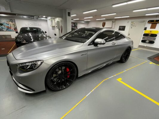 S63 AMG Vmax Chiptuning